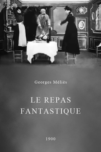 Le Repas Fantastique - Poster / Capa / Cartaz - Oficial 1