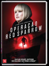 Operação Red Sparrow - Poster / Capa / Cartaz - Oficial 9