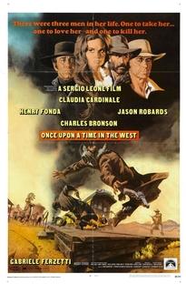 Era uma Vez no Oeste - Poster / Capa / Cartaz - Oficial 4