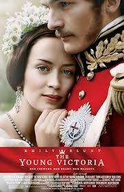 A Jovem Rainha Vitória - Poster / Capa / Cartaz - Oficial 3