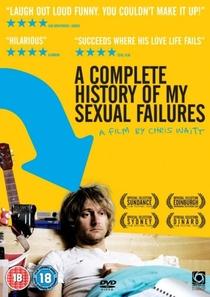 A História dos Meus Fracassos Sexuais - Poster / Capa / Cartaz - Oficial 1