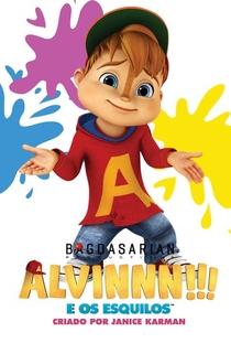 Alvinnn!!! E Os Esquilos  - Poster / Capa / Cartaz - Oficial 4