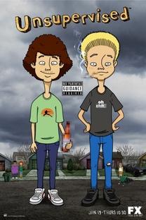 Unsupervised (1ª Temporada) - Poster / Capa / Cartaz - Oficial 1