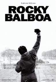 Rocky Balboa - Poster / Capa / Cartaz - Oficial 2