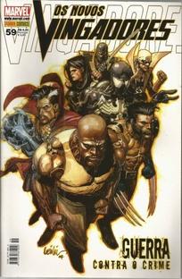 Os Novos Vingadores - Poster / Capa / Cartaz - Oficial 1