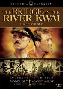 A Ponte do Rio Kwai - Poster / Capa / Cartaz - Oficial 10