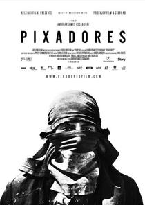Pixadores - Poster / Capa / Cartaz - Oficial 1