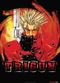Trigun - Poster / Capa / Cartaz - Oficial 2