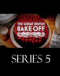 The Great British Bake Off (5ª Temporada) - Poster / Capa / Cartaz - Oficial 1