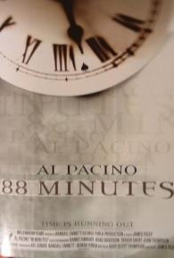 88 Minutos - Poster / Capa / Cartaz - Oficial 3