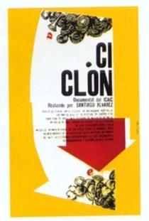 Ciclón - Poster / Capa / Cartaz - Oficial 1