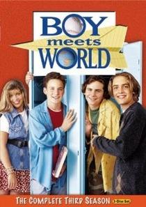 O Mundo é dos Jovens (3ª temporada) - Poster / Capa / Cartaz - Oficial 1