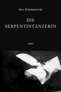 Die Serpentintänzerin - Poster / Capa / Cartaz - Oficial 1