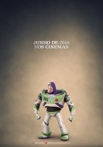 Toy Story 4 - Poster / Capa / Cartaz - Oficial 3