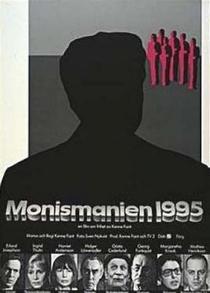Monismanien 1995 - Poster / Capa / Cartaz - Oficial 1