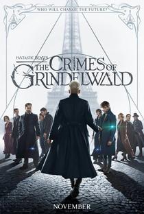 Animais Fantásticos - Os Crimes de Grindelwald - Poster / Capa / Cartaz - Oficial 3
