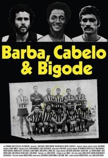 Barba, Cabelo e Bigode - Poster / Capa / Cartaz - Oficial 1