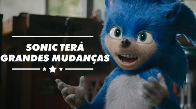 Diretor Confirma Que Sonic Passará Por Mudanças De Design
