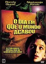 O Dia Em Que o Mundo Acabou - Poster / Capa / Cartaz - Oficial 2