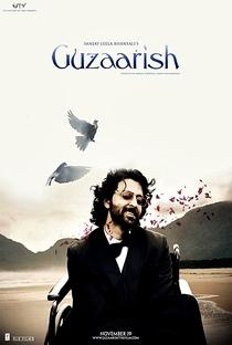Guzaarish - Poster / Capa / Cartaz - Oficial 5