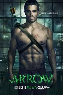 Arrow (1ª Temporada) - Poster / Capa / Cartaz - Oficial 1
