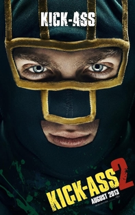Kick-Ass 2 - Poster / Capa / Cartaz - Oficial 6