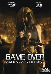 Game Over - Ameaça Virtual - Poster / Capa / Cartaz - Oficial 1