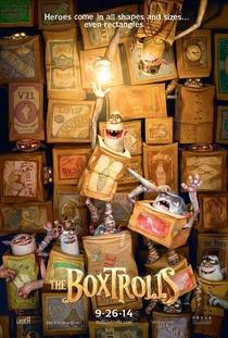 Os Boxtrolls - Poster / Capa / Cartaz - Oficial 5