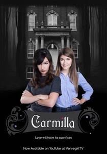 Carmilla (1ª Temporada) - Poster / Capa / Cartaz - Oficial 1