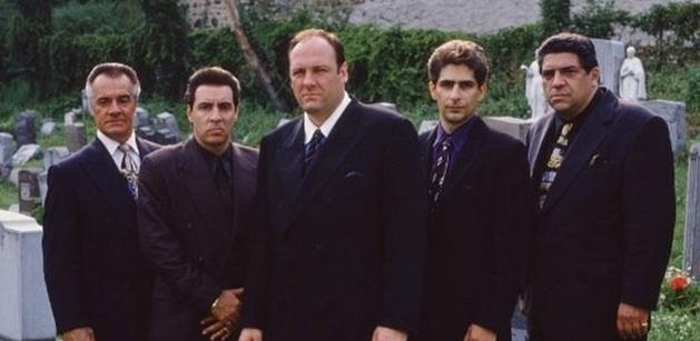 """""""The Sopranos"""" é eleita a série mais bem escrita de todos os tempos"""