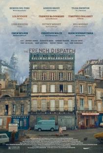 A Crônica Francesa - Poster / Capa / Cartaz - Oficial 2