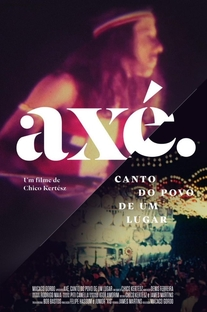 Axé: Canto do Povo de Um Lugar - Poster / Capa / Cartaz - Oficial 1