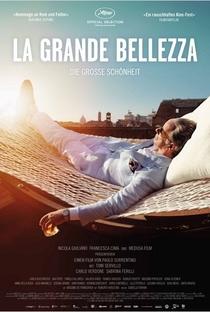 A Grande Beleza - Poster / Capa / Cartaz - Oficial 3