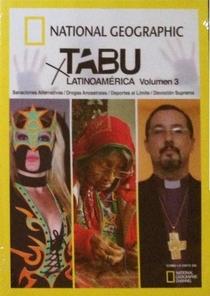 Tabu: América Latina - 3ª Temporada - Poster / Capa / Cartaz - Oficial 1
