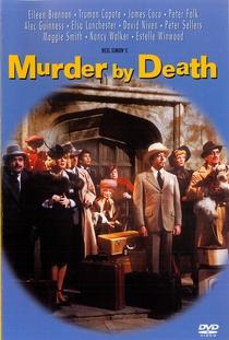 Assassinato Por Morte - Poster / Capa / Cartaz - Oficial 3