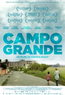Campo Grande - Poster / Capa / Cartaz - Oficial 1