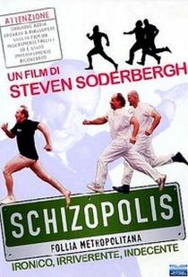 Schizopolis - Poster / Capa / Cartaz - Oficial 4