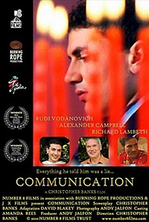 Communication - Poster / Capa / Cartaz - Oficial 1