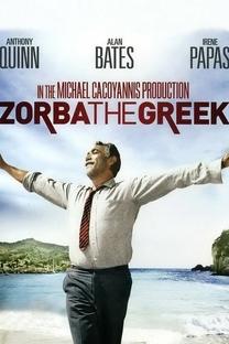 Zorba, o Grego - Poster / Capa / Cartaz - Oficial 7