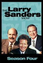 The Larry Sanders Show (4ª Temporada)  - Poster / Capa / Cartaz - Oficial 1