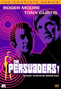 The Persuaders! - Poster / Capa / Cartaz - Oficial 4