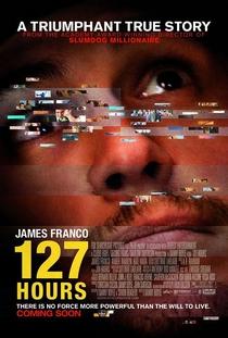 127 Horas - Poster / Capa / Cartaz - Oficial 7