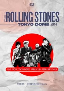 Rolling Stones - Tokyo Dome 2014 - Poster / Capa / Cartaz - Oficial 1