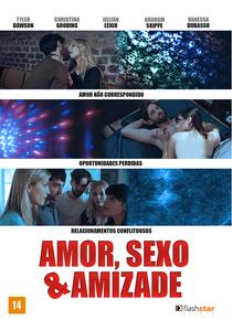 Amor, Sexo & Amizade - Poster / Capa / Cartaz - Oficial 2