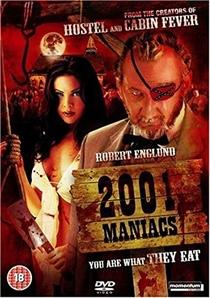 2001 Maníacos - Poster / Capa / Cartaz - Oficial 3