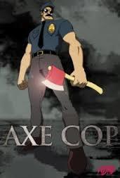 Axe Cop (2ª Temporada) - Poster / Capa / Cartaz - Oficial 1