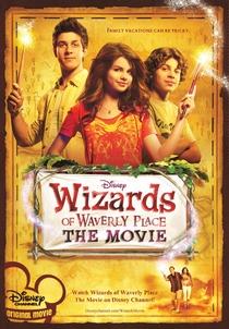 Os Feiticeiros de Waverly Place: O Filme - Poster / Capa / Cartaz - Oficial 3