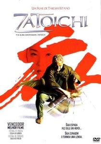 Zatoichi - Poster / Capa / Cartaz - Oficial 3