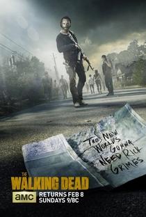 The Walking Dead (5ª Temporada) - Poster / Capa / Cartaz - Oficial 1