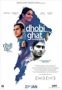 Dhobi Ghat - Poster / Capa / Cartaz - Oficial 1